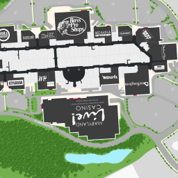 mall map of arundel mills a simon mall hanover md