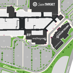 Mall Map of Colorado Mills a Simon Mall  Lakewood CO