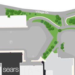 mall map of south hills village a simon mall bethel park pa