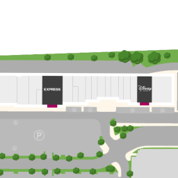 Center Map For Gilroy Premium Outlets A Shopping Center In Gilroy