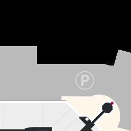 Pentagon Food Court Map