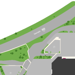 Mall Map Of Lenox Square A Simon Mall Atlanta GA - Georgia mall map