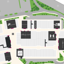 Center Map For Cincinnati Premium Outlets®   A Shopping Center In