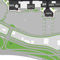 Center Map Featuring Finish Line at Grapevine Mills® - A Shopping ...