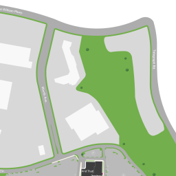 center map featuring costco at potomac mills a shopping center in woodbridge va a simon property