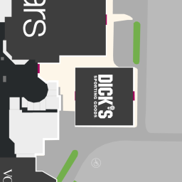 Center Map of Greenwood Park Mall - A Shopping Center In Greenwood ...