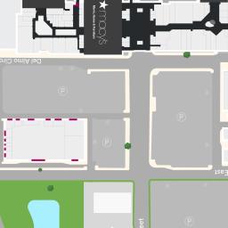 Center Map of Del Amo Fashion Center® - A Shopping Center In ...