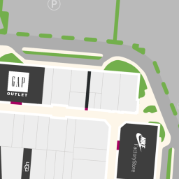 Center Map For Philadelphia Premium Outlets A Shopping Center In - Philadelphia outlets map
