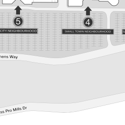 Vaughan Mills Stores Map | Premier Outlet Mall