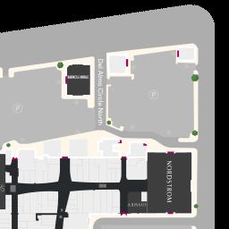 Center Map Featuring Casper at Del Amo Fashion Center® - A Shopping ...