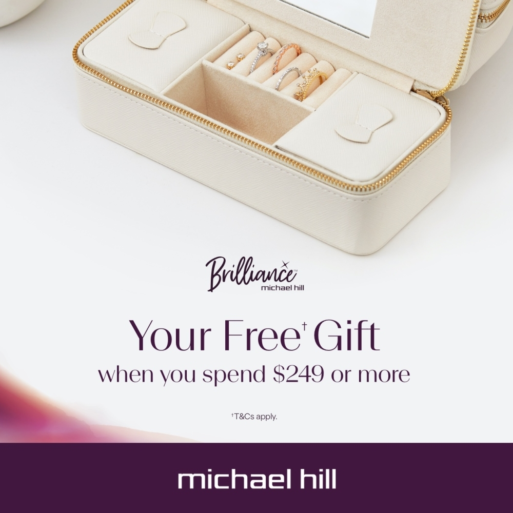Michael Hill Gift with Purchase