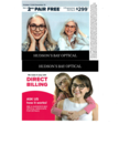 We make it easy for you with Direct Billing Plus 2 Progressives Starting at $299**