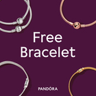 Free Bracelet When You Spend $150 at Pandora!