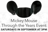Mickey Mouse Through the Years Event