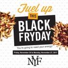 NYF's Black FRYday offer!