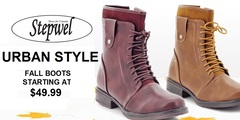 Fall and Winter boots have arrived!!!