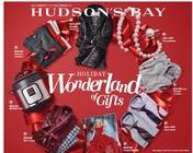 HOLIDAY WONDERLAND OF GIFTS - DECEMBER 7 - 13