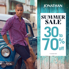 Now get from 30 to 70% off on selected items in store!