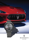 15% OFF ALL MASERATI WATCHES
