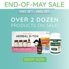 End-of-May Sale - On Now!