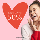Get excited for Pandora Jewellery's June Sale!
