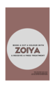 Colour, Cut & FREE Treatment with Zoiya