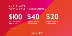 Fall Tiered Offer (Buy & Save)