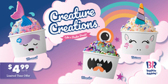 Calling All Creatures! New Creature Creations for $4.99