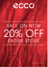 SALE ON NOW- 20% OFF ENTIRE STORE