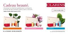 Cadeau beauté Clarins