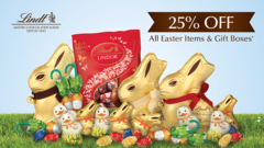 25% off all Easter Items & Gift Boxes*
