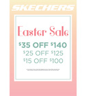 SKECHERS EASTER SALE!