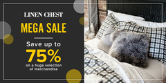 Save up to 75% on a huge selection of merchandise