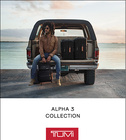 TUMI Introduces Alpha 3