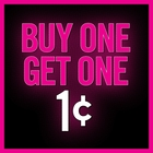 Today Only – Buy 1 Get 1 for 1 Cent Storewide!