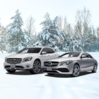 Get $4,500 in delivery credits on the 2019 CLA 250 coupe and 2019 GLA 250 SUV.