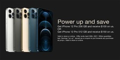 Special Offer: iPhone 12 Pro 512GB