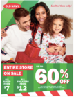Jingle Jammies: Up to 60% Off Entire Store with Styles from $7 (Wed 12/5 – Wed 12/12)