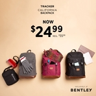 Tracker California Backpack