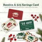 Roots Savings Card