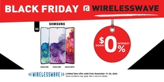 Black Friday @ Wirelesswave