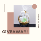*****BACK TO SCHOOL GIVEAWAY****⁠