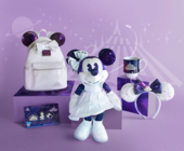 Minnie Mouse: The Main Attraction Monthly Collectible Series First Release - Space Mountain