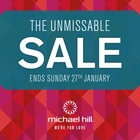 The Unmissable Sale