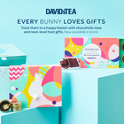 Every bunny loves gifts