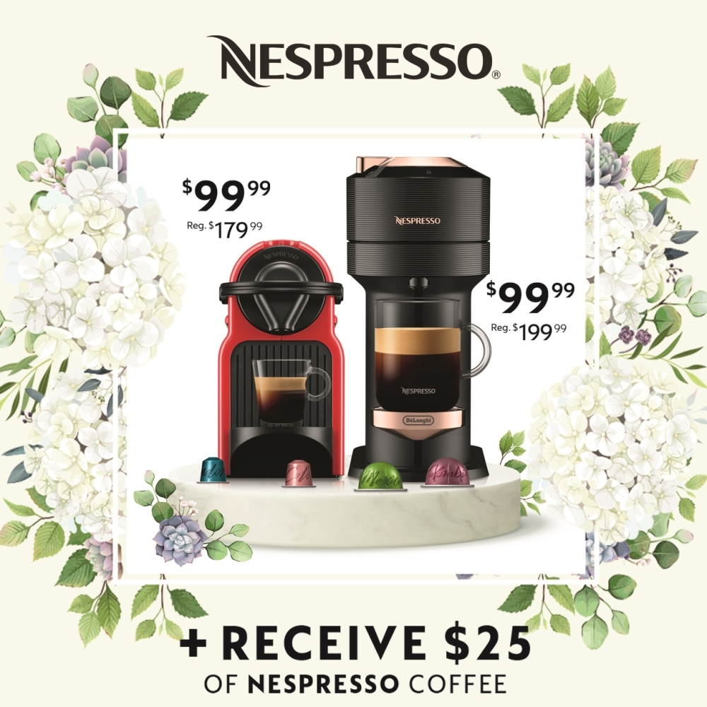 MOTHER'S DAY MACHINE PROMOTION