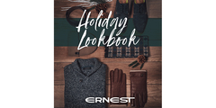 Ernest Lookbook and Gift Ideas