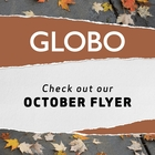 The October flyer has arrived!