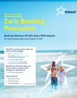 Transat Early Booking Promotion South