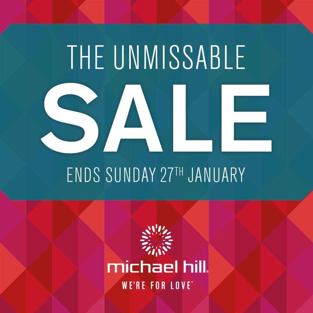 The Unmissable Sale